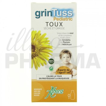 Aboca Grintuss sirop Pediatric 210g
