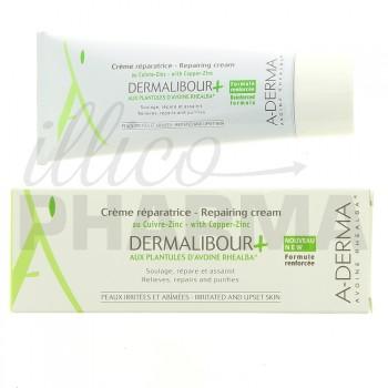 Dermalibour+ Crème réparatrice 100ml Aderma