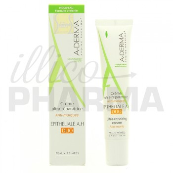 Epitheliale AH Duo 40ml Crème ultra-réparatrice Aderma