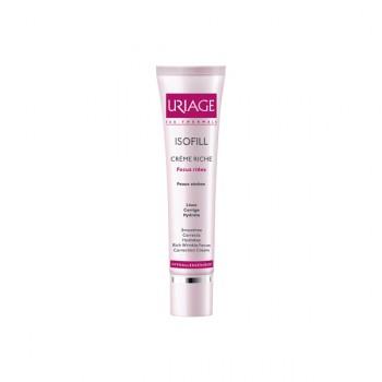Isofill Crème Focus rides Riche Uriage