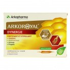 Arkoroyal Dynergie 20 ampoules 15ml