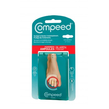 Compeed pansement ampoule orteils