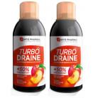 Turbo Draine 2x500ml Thé...