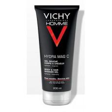 Hydra Mag-C Gel douche Vichy Homme