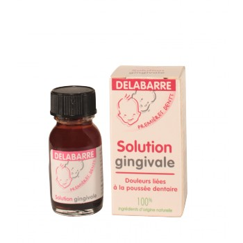 Solution gingivale Delabarre