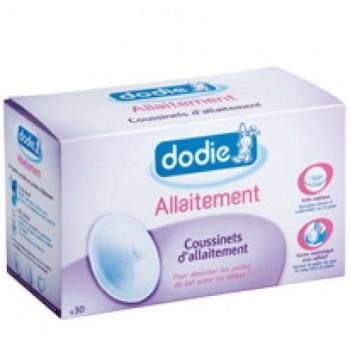 30 coussinets d'allaitement Dodie